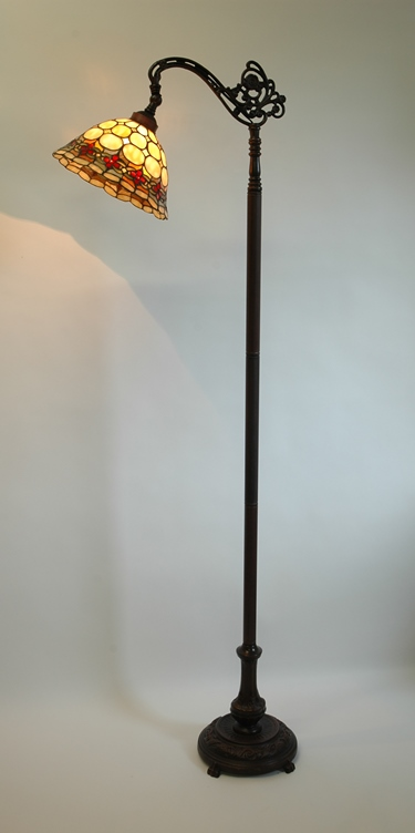 Floor lamps - - Tiffany Floor Lamp 8828S/099B